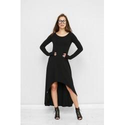 Šaty Kasja Černá