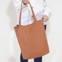 Velká kabelka HAIROO Simply Shopper Oranžová