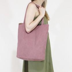 Velká kabelka HAIROO Simply Shopper Růžová