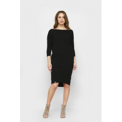 Šaty IDA Černá - vel. XL