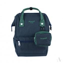 Batoh dámský Himawari Tmavomodrý/Zelený