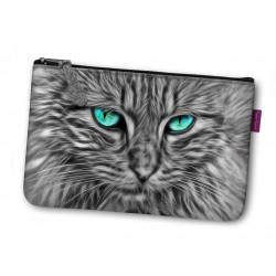 Kosmetická taštička Kočka Baltazar