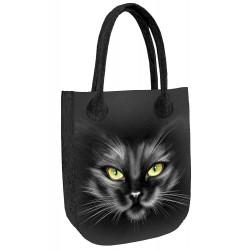 Eco kabelka Kočka Nero