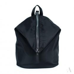 Batoh dámský Černý Zip