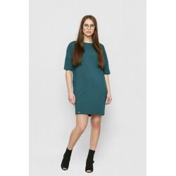Šaty KLARYSA Modrozelené