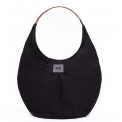Elegantní kabelka MANA MANA Hobo Černá