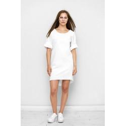 Šaty/Tunika Loreta Bílá