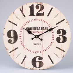 Hodiny Cafe de la Gare