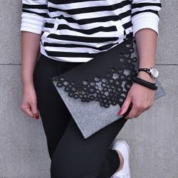 Eco kabelka Stylové design psaníčko