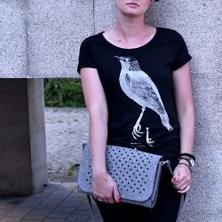 Eco kabelka Úžasné stylové tečky