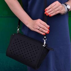 Eco kabelka Úžasné stylové tečky Zip
