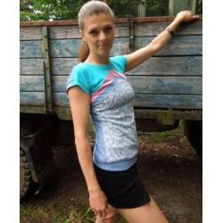 Tričko Tina raingow