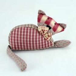 Textilní kočka