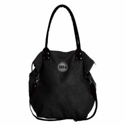 Velká Design Městská taška Černá/Černá