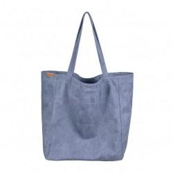 Velká kabelka COCOONO Lazy Modrá