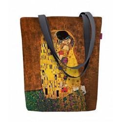Designová kabelka Sunny Gustav Klimt Kiss