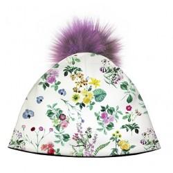 Zimní čepice dámská - Herbář
