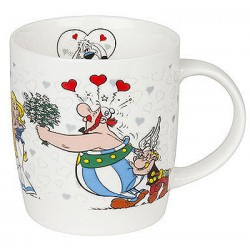 Hrnek Asterix/Obelix ... I´m in love...