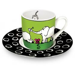 Hrnek Slon - espresso