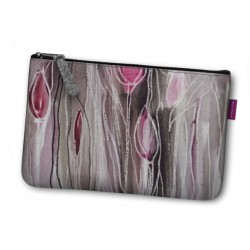 Kosmetická taštička Tulipány