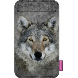 Obal na mobil Vlk Lupo