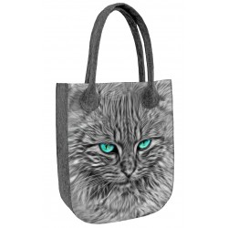 Eco kabelka Kočka Baltazar