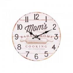 Nástěnné hodiny Mom's Cooking