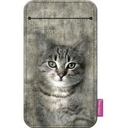 Obal na mobil Kočka Filon