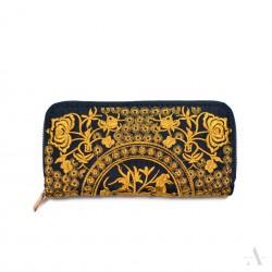 Dámská peněženka Zlatá