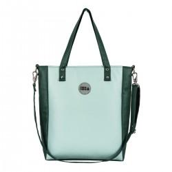 Malá kabelka MANA MANA Minimalistická Mátová/Zelená