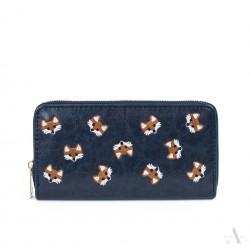 Dámská peněženka Lišky Růžová