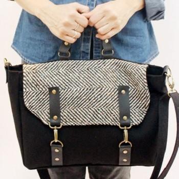 Ručně šité kabelky Anna Flis